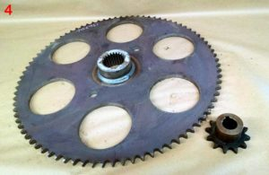 Sprockets | Farm Equipment Parts>Reel Mixer Parts>Oil Bath Parts and Bearings - 2