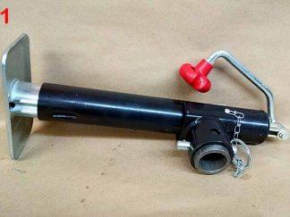 Jack   Farm Equipment Parts>Bunk Feeder Wagon Parts>Hitches & Jacks - 1