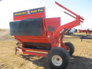 High Line BP 8000 bale processor | Farm Equipment>Bale Processors - 1