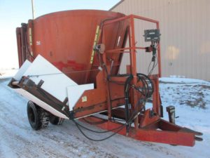 Jaylor 500 vertical mixer wagon | Farm Equipment>Mixers>Vertical Feed Mixers - 1