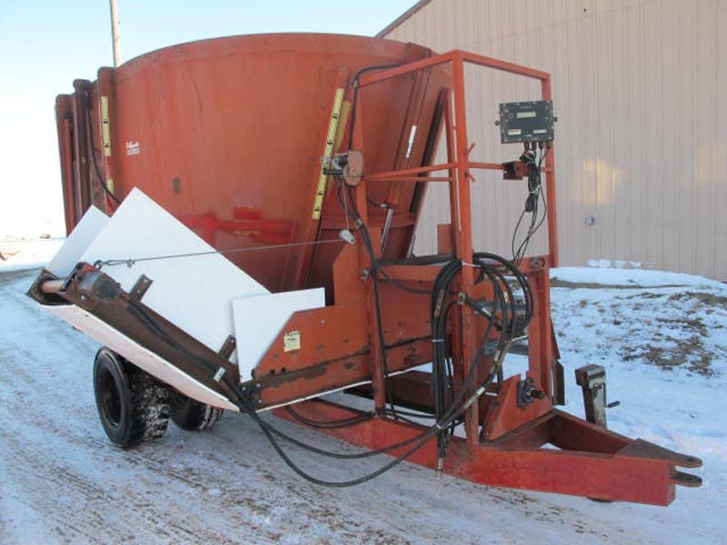 Jaylor 500 Vertical Mixer Wagon For Sale Post Equipment