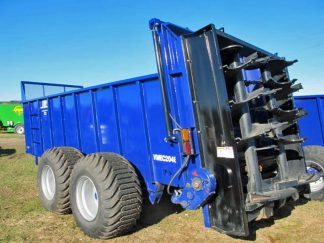 JBS 2048 Vertical Manure Spreader | Farm Equipment>Manure Spreaders - 1