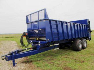JBS 2448 vertical beater manure spreader | Farm Equipment>Manure Spreaders - 1