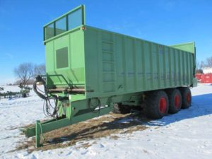 JBS FB 3072 silage/forage trailer | Farm Equipment>Miscellaneous Farm Equipment - 1