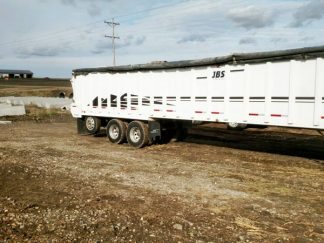 JBS 53' silage/forage trailer | Farm Equipment>Miscellaneous Farm Equipment - 1
