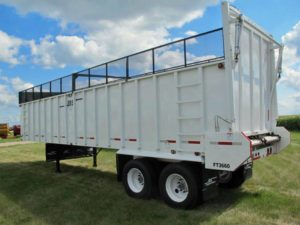 JBS FT3660 silage/forage trailer | Farm Equipment>Miscellaneous Farm Equipment - 1