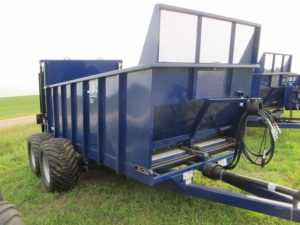 JBS 1648 VMEC Manure Spreader | Farm Equipment>Manure Spreaders - 1