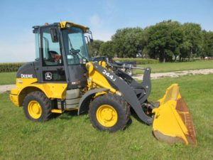 John Deere 244J Payloader | Farm Equipment>Miscellaneous Farm Equipment - 1