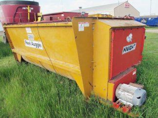 Knight 2250 Stationary Mixer | Farm Equipment>Mixers>Reel Feed Mixers - 1