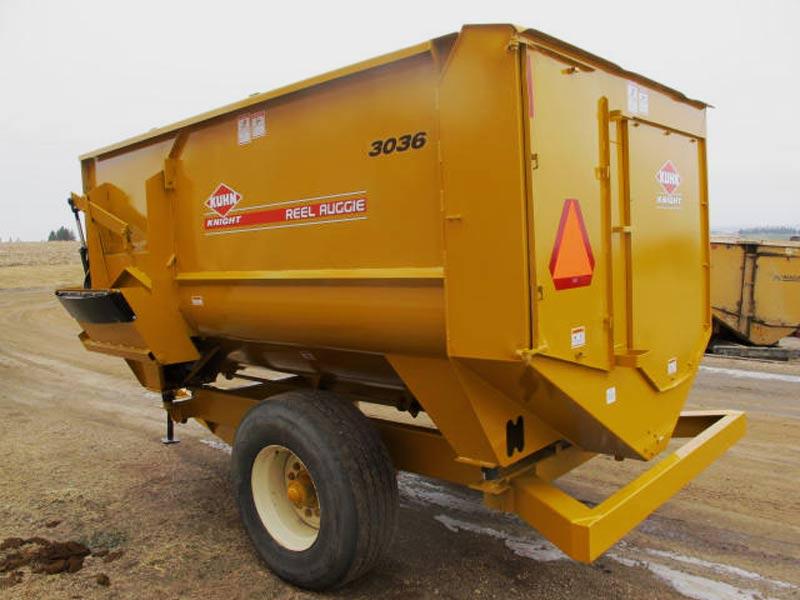 Knight 3036 reel mixer wagon   Farm Equipment>Mixers>Reel Feed Mixers - 6
