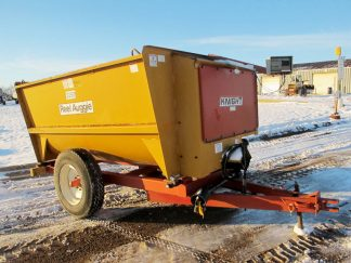 Knight 3250 reel mixer feeder wagon | Farm Equipment>Mixers>Reel Feed Mixers - 1