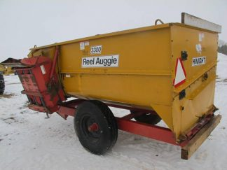 Knight 3300 reel mixer wagon | Farm Equipment>Mixers>Reel Feed Mixers - 1