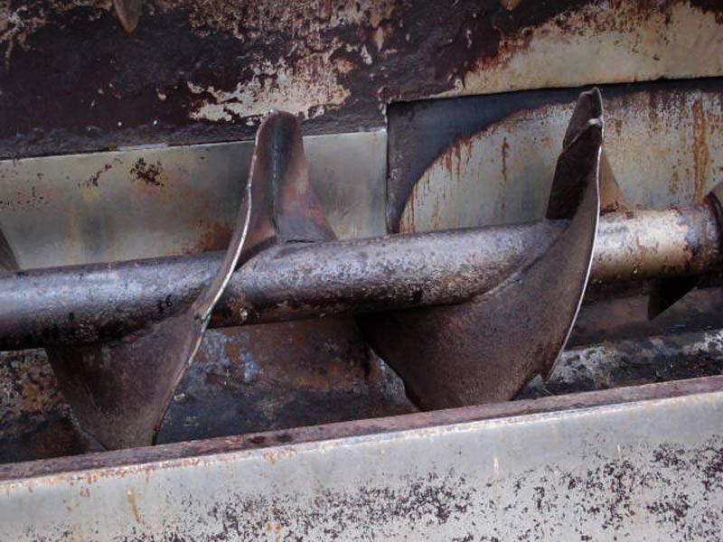 Knight 3450 reel mixer wagon | Farm Equipment>Mixers>Reel Feed Mixers - 3