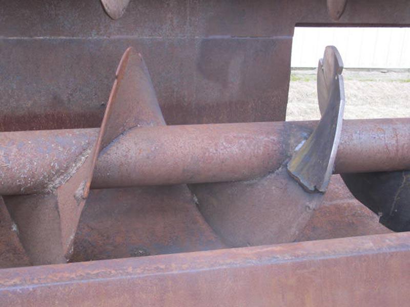 Knight 3575 reel mixer  wagon   Farm Equipment>Mixers>Reel Feed Mixers - 5