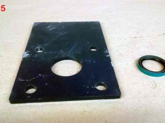 Seal Plate   Farm Equipment Parts>Manure Spreader Parts>Slinger Liquid Spreader Parts>Oil Bath Parts and Bearings - 1