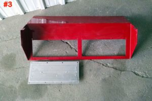 Mag Tray | Farm Equipment Parts>Vertical TMR Parts>Conveyors