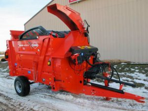 Kuhn Primor 4270M Bale Processor | Farm Equipment>Bale Processors - 1