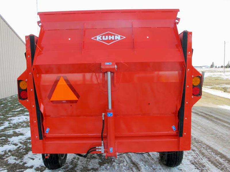 Kuhn Primor 4270M Bale Processor | Farm Equipment>Bale Processors - 8