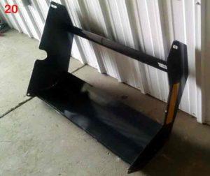 Shroud   Farm Equipment Parts>Manure Spreader Parts>Slinger Liquid Spreader Parts>Hammer Kits & Shroud - 2