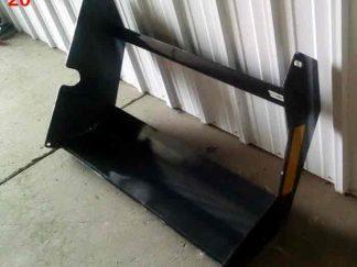 Shroud | Farm Equipment Parts>Manure Spreader Parts>Slinger Liquid Spreader Parts>Hammer Kits & Shroud - 2