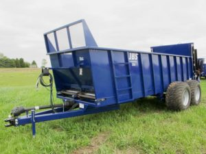 JBS VMEC 2248 manure spreader | Farm Equipment>Manure Spreaders - 1