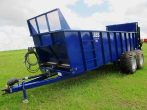 JBS 2248 Vertical Manure Spreader | Farm Equipment>Manure Spreaders - 1