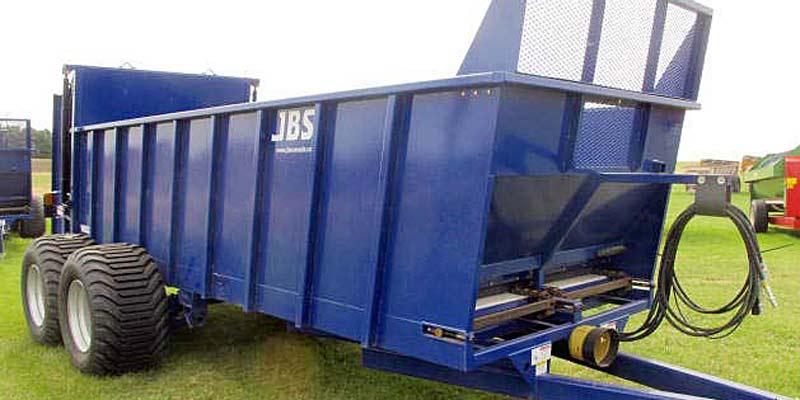 Manure Spreader JBS