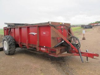 Roda 810 manure spreader   Farm Equipment>Manure Spreaders - 1