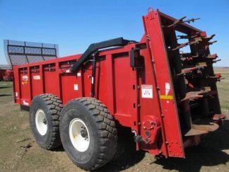 Roda V180 manure spreader | Farm Equipment>Manure Spreaders - 1