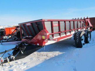 Spread All TR 22 T horizontal manure spreader   Farm Equipment>Manure Spreaders - 1