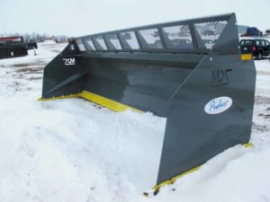 MDS snow pusher 16 foot wide