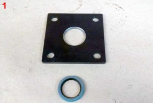 Gearbox seal | Farm Equipment Parts>Reel Mixer Parts>Oil Bath Parts and Bearings - 2