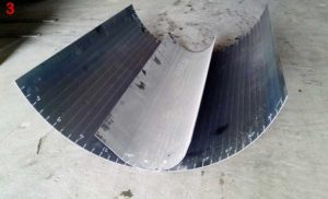 TMR Reel and Auger Liners