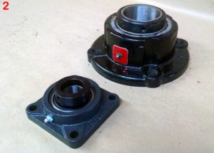 Bearings | Farm Equipment Parts>Reel Mixer Parts>Oil Bath Parts and Bearings - 2
