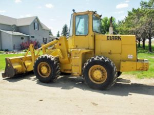 Clark 45C Payloader | Farm Equipment>Miscellaneous Farm Equipment - 1