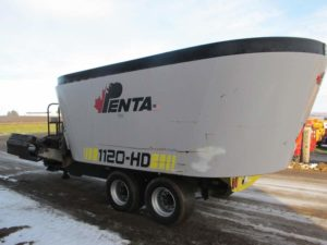 Penta 1120 HD vertical mixer | Farm Equipment>Mixers>Vertical Feed Mixers - 1
