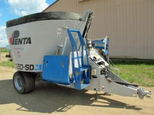 Penta 3020 Vertical Mixer Wagon | Farm Equipment>Mixers>Vertical Feed Mixers - 1