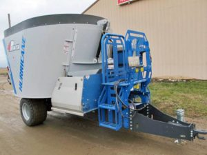 Penta 4130 Vertical Mixer Wagon | Farm Equipment>Mixers>Vertical Feed Mixers - 1