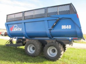 Penta DB40 Silage/forage Dump Box | Farm Equipment>Miscellaneous Farm Equipment - 1