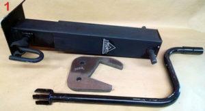 HD Penta Jack   Farm Equipment Parts>Vertical TMR Parts>Hitches & Jacks - 2