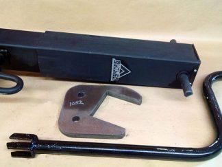 HD Penta Jack | Farm Equipment Parts>Vertical TMR Parts>Hitches & Jacks - 2