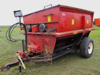 Roorda RM309 10 ft. Paddle Mixer | Farm Equipment>Mixers>Misc. Feed Mixers - 1