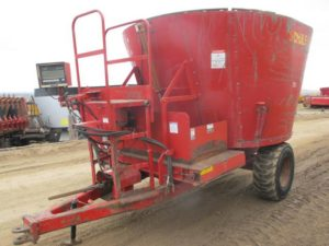 Schuler 5020 vertical mixer wagon | Farm Equipment>Mixers>Vertical Feed Mixers - 1