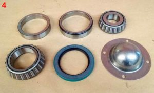 Wheel Bearings and
