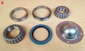 Wheel Bearings and