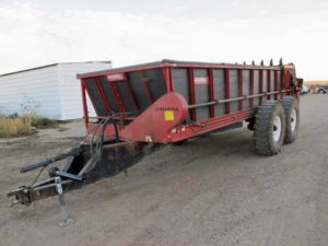 Spread-All 22T horizontal manure spreader | Farm Equipment>Manure Spreaders - 1