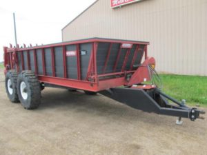 Spread All 20T Manure Spreader | Farm Equipment>Manure Spreaders - 1