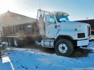 Spread All 20T on 08' IH 5600i Truck | Farm Equipment>Manure Spreaders - 1