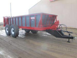 Spread All TR 22 T horizontal manure spreader | Farm Equipment>Manure Spreaders - 1