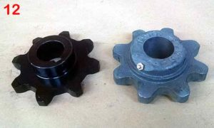 Apron Chain Sprockets | Farm Equipment Parts>Manure Spreader Parts>Vertical Dry Spreaders>Floor Chain